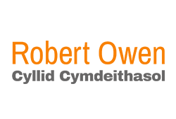 Banc Cymunedol Robert Owen