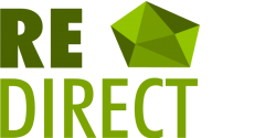 Redirect logo and link